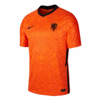 Netherlands Soccer Jersey Home Replica 2021