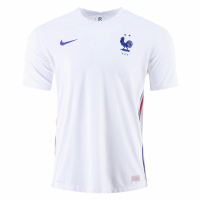 France Soccer Jersey Away (Player Version) 2020