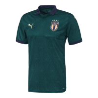 Italy Soccer Jersey Third Away (Player Version) 2019/20