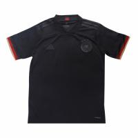 2021 Germany Away Black Jerseys Shirt