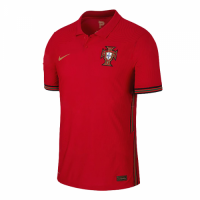 Portugal Soccer Jersey Home Replica 2021