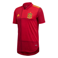 Spain Soccer Jersey Home (Player Version) 2021