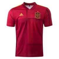 Spain Soccer Jersey Home Replica 2021