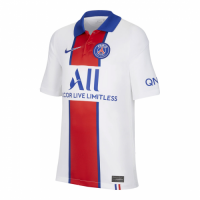 PSG Soccer Jersey Away (Player Version) 2020/21