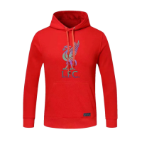 20/21 Liverpool Red Hoody Sweater