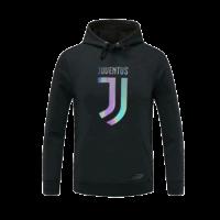 20/21 Juventus Black Hoody Sweater