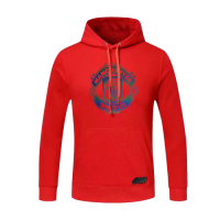 20/21 Manchester United Red Hoody Sweater