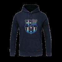 20/21 Barcelona Navy Hoody Sweater