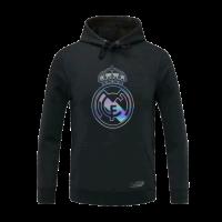 20/21 Real Madrid Black Hoody Sweater