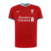 20/21 Liverpool Home Red Soccer Jerseys Shirt