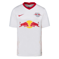 20/21 RB Leipzig Home White Soccer Jerseys Shirt