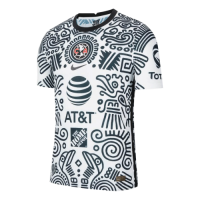 Club America Soccer Jersey Third Away Replica 2021