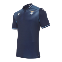 20/21 Lazio Third Away Black Soccer Jerseys Shirt