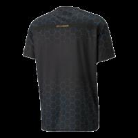 Manchester City X BALR Signature Black Soccer Jerseys Shirt