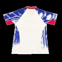 93/94 PSG Away White Retro Soccer Jerseys Shirt