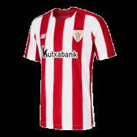 Athletic Bilbao Soccer Jersey Home Replica 2020/21