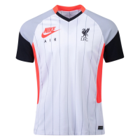 20/21 Liverpool Fourth Away White Soccer Jerseys Shirt