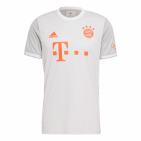Bayern Munich Soccer Jersey Away Replica 20/21