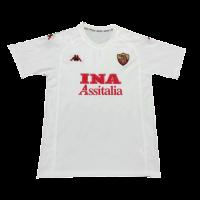 Roma Retro Soccer Jersey Away Replica 2000/01