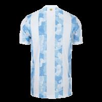 2021 Argentina Home Blue&White Soccer Jerseys Shirt