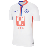 20/21 Chelsea Fourth Away White Soccer Jerseys Shirt