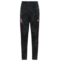 20/21 Real Madrid Black&Pink Training Trouser