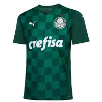 21/22 Palmeiras Home Green Soccer Jerseys Shirt