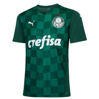 Palmeiras Soccer Jersey Home Replica 2021/22