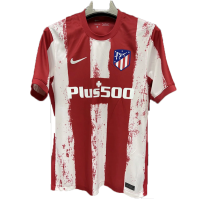Atletico Madrid Soccer Jersey Home Replica 2021/22