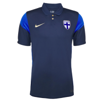 Finland Soccer Jersey Away Replica 2021