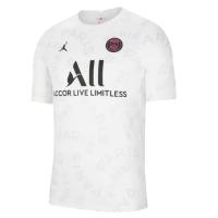21/22 PSG White Training Jerseys Shirt