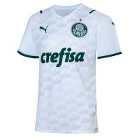 21/22 Palmeiras Away White Soccer Jerseys Shirt