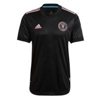 2021 Inter Miami CF Away Black Soccer Jerseys Shirt(Player Version)