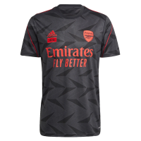20/21 Arsenal Adidas x 424 Black Soccer Jerseys Shirt