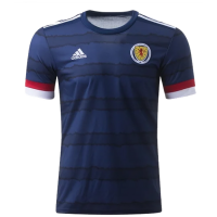 20/21 Scotland Home Soccer Jersey Shirt