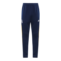20/21 Real Madrid Navy&Yellow Training Trouser