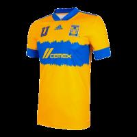 2020 Tigres UANL World Club Cup Home Yellow Soccer Jerseys Shirt