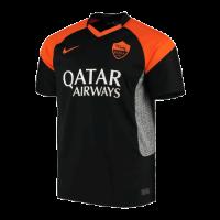 20/21 Roma Third Away Black&Orange Soccer Jerseys Shirt
