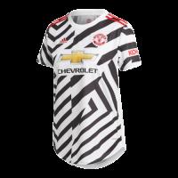 Manchester United Women's Soccer Jersey Third Away 2020/21