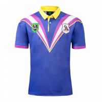 1998 Melbourne Storm Retro Rugby Jersey Shirt