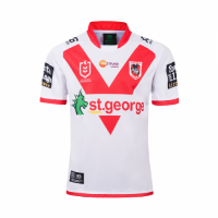 2020 St George Illawarra Dragons Rugby Home Jersey Shirt