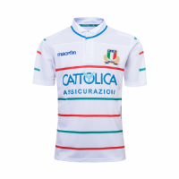 19-20 Italy Rugby Away White Jersey Shirt