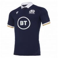 2021 Scotland Rugby Home Navy Jersey Shirt