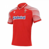 20-21 Wales Rugby 7ers Home Red Jersey Shirt