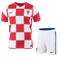 Croatia Soccer Jersey Home Kit (Jersey+Short) Replica 2021