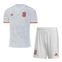 Spain Soccer Jersey Away Kit (Shirt+Short) Replica 2021