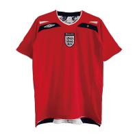 England Retro Soccer Jersey Away Replica 2008/10