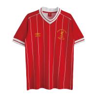 Liverpool Soccer Jersey Home Retro Replica 1981/84