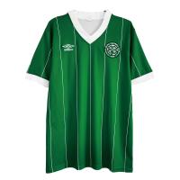 Celtic Soccer Jersey Away Retro Replica 1984/86