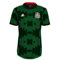 2021 Mexico Gold Cup Home Green Soccer Jerseys Shirt